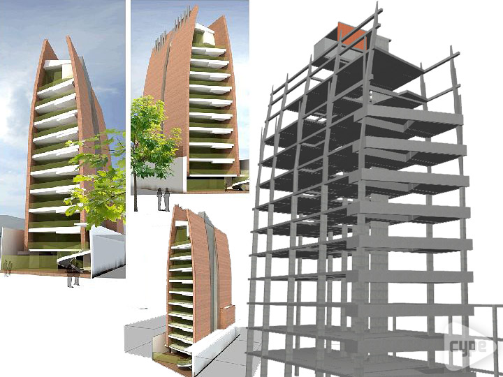 Curso Profesional, Diseño, Cálculo y Análisis de un Edificio de ...
